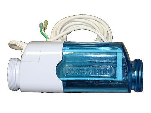 CompuPool 2-Port Salt Cell for AquaPure | 14-Blade Cell Kit | 40,000 Gallons | GRC/J40-2