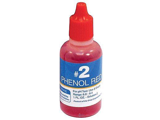 Pool Pals 1oz Solution #2 Phenol Red | TS823