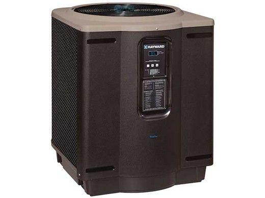 Hayward HeatPro Heat Pump   95K BTU   Square Platform   W3HP21004T