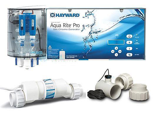 e600d0b47 Hayward AquaRite Pro Salt Generator Complete   AQR15-PRO-SD