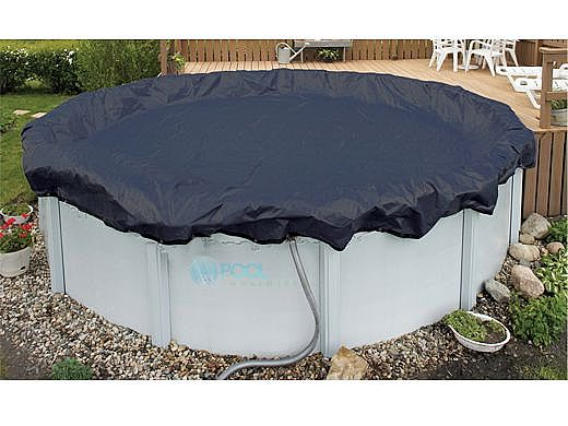 Arctic Armor Winter Cover | 21\' x 43\' Oval for Above Ground Pool | 8 ...