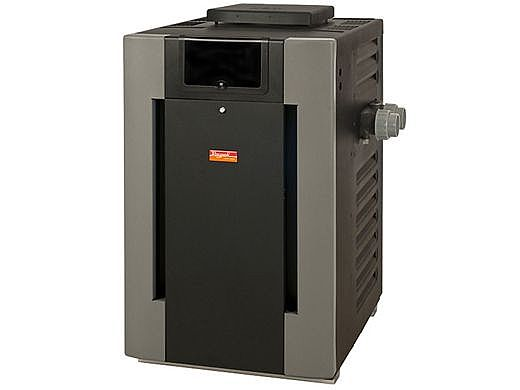 Raypak Digital Propane Gas Pool Heater 240K BTU | Electronic Ignition | Cupro Nickel Heat Exchanger | P-R266A-EP-X #57 014951 P-M266A-EP-X #58 014979 015007