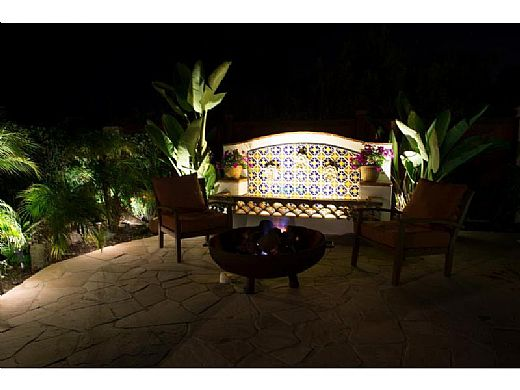 FX Luminaire LL LED Under Water Light | Luxor Compatible Only | Natural Brass | LL-ZD-1LED-BS