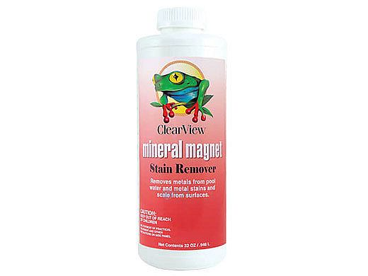 ClearView Mineral Magnet Stain Remover | 32 oz | CVLMMQT12