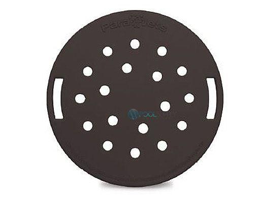 ParaJets Soft Stream Massage Jet Faceplate | Black | 004-852-6000-03