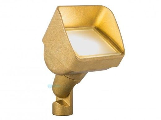 FX Luminaire LC 6LED Uplight Natural Brass Zone Dimming| LC-ZD-6LED-BS