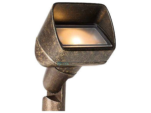 FX Luminaire PB 3 LED Wall Wash Light | Antique Bronze | PB-3LED-AB