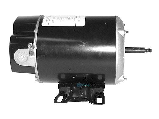 Replacement Threaded Shaft Thru-Bolt Pool Motor .5HP | 115V 48 Frame Single Speed BN23 | EZBN23