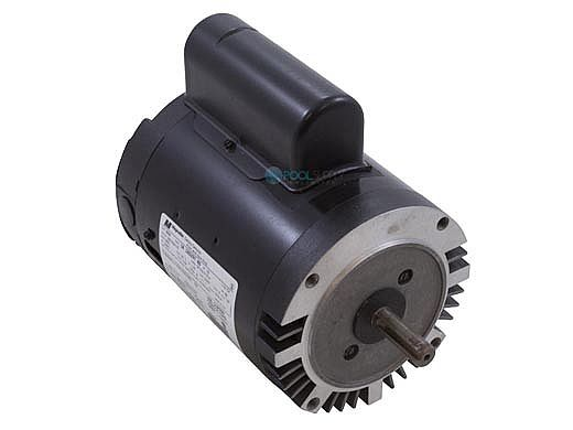 Replacement Keyed Shaft Pool Motor .5HP | 115/208/230V 56 Round Frame | Full-Rated Energy Efficient B656 | EB656