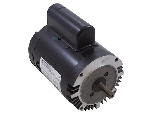 Replacement Keyed Shaft Pool Motor 2HP | 208-230V 56 Round Frame | Full-Rated Energy Efficient B808 | EB808