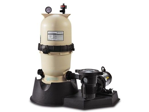 Pentair Above Ground Filter System   1.5 HP   2-SPD   EC90   PNEC0090OF2160