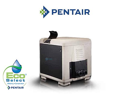 Pentair MasterTemp 125 Low NOx Pool Heater - Electronic Ignition - Natural Gas without Cord - 125,000 BTU - 461058