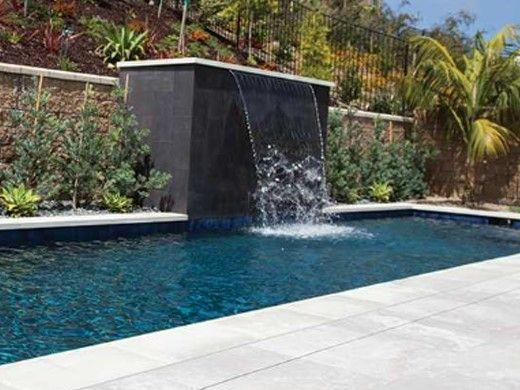 National Pool Tile Trident 6x6 Series | Indigo | TRD-ABYSS