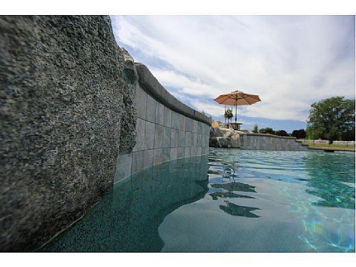 National Pool Tile Sierra 6x6 Series | Blue Slate | SIERRA BSL