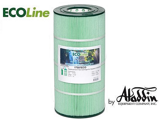 Aladdin ECO-Line Replacement Cartridge for Hayward CX800RE | 17507ECO PC-1280 PA80