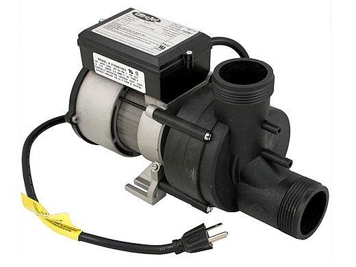Balboa Bath Pump 5.5 Amp 115V 1 Speed w/Air Switch & Cord   1050031