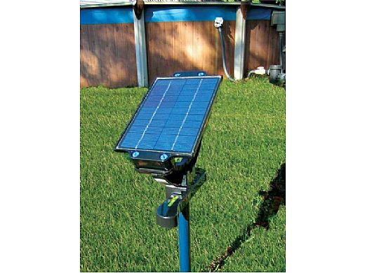 SmartPool EZlight™ Solar-Powered Above Ground Pool LED Light | EZ3WPV20