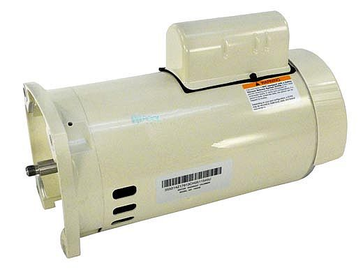 Replacement Pentair Motor | 5HP High Efficiency | 56 Square Flange | 208-230V | Almond | 353317S