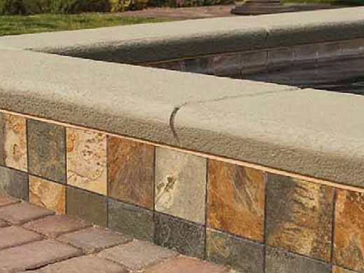 National Pool Tile Himalayan Slate 6x6 Series | Multicolor | HMS-MULTI