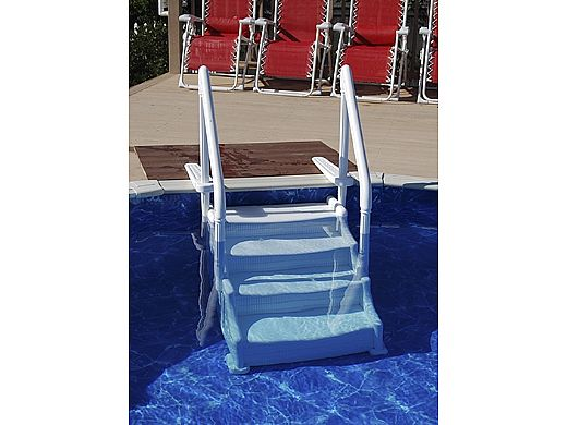 Ocean Blue Mighty Step 38-inch Pool Step | 400650