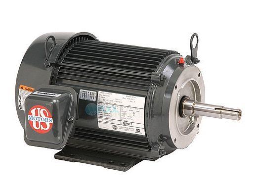 U.S. Motors Pentair EQ Pump Series Replacement Pool Motors | 5HP 1-Phase 230V | EEQ500