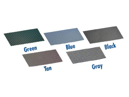 Merlin Dura-Mesh 15-Year Mesh Safety Cover | Rectangle 16' x 32' | Flush 4' x 8' Right Side Step | Green | 16M-M-GR