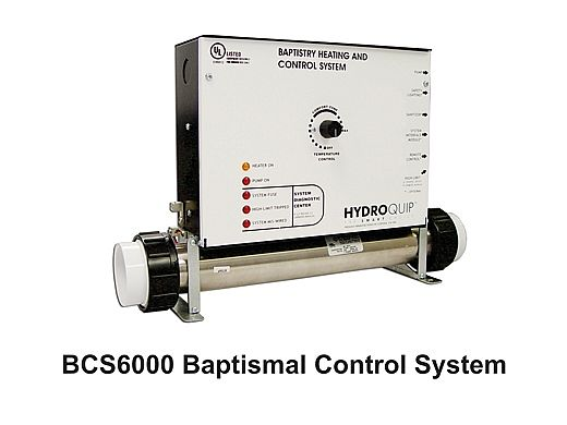 hydroquip 5 5 kw baptistry heating control system bcs6000 rh poolsupplyunlimited com