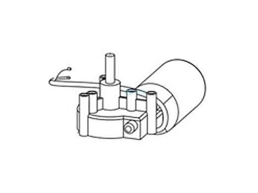 SR Smith 24V Motor for Splash! Lift | 120-1100
