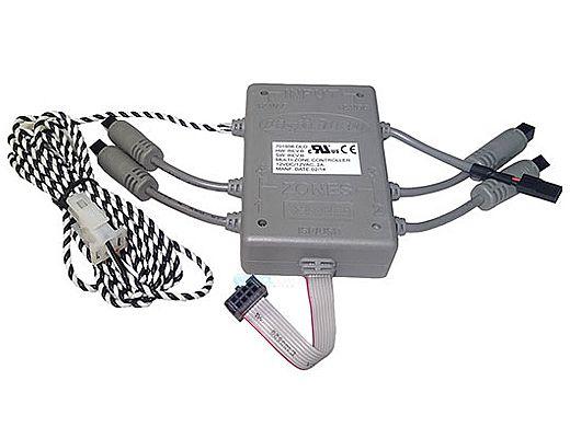 Sloan LED Light Part | Multizone Control DC - DC Converter 12AC overmold | 5-30-0502