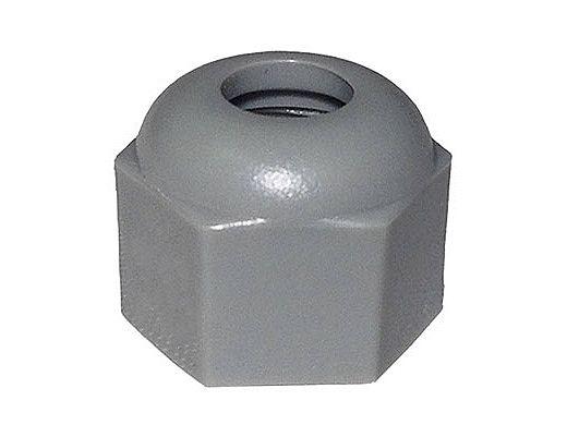 Sloan LED |  Light Part | Compression Nut Hex Dome | 5-30-0511