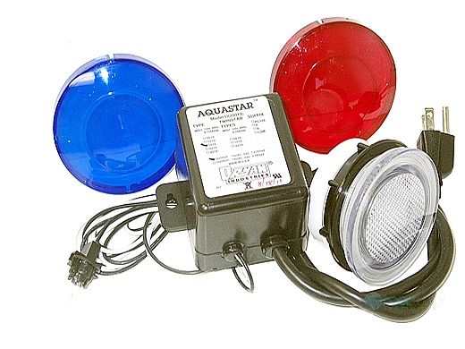 Be Light | Light Kit  | Spa Light 110V-12V With NEMA Plug | 5-30-0001
