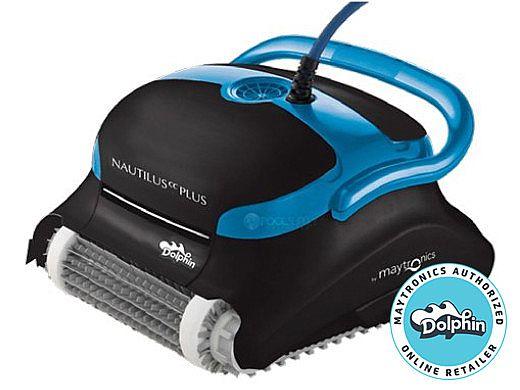 Maytronics Dolphin Nautilus Plus Robotic Pool Cleaner