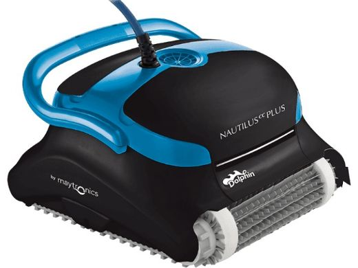 Maytronics Dolphin Nautilus CC Plus Inground Robotic Pool Cleaner with CleverClean | 99996403-PC