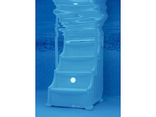 Ocean Blue Step Light Base Unit | 980050