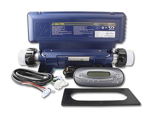 Gecko In YE-5 In K-450-3OP Keypad & Cables Control Bundle | BDLYE5K450 0610-300003