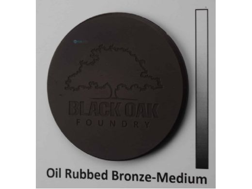 Black Oak Foundry Small Courtyard Spout with Bordeaux | Oil Rubbed Bronze Finish | S7584-ORB