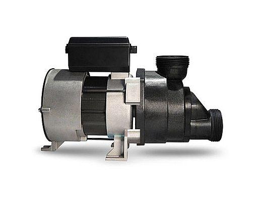 Gecko 15FR R0 0.75HP 115V 60HZ 1SP 3' Nema Cord and Air Switch | 04207002-5010