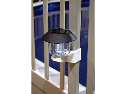 Blue Wave Solar Fence Light With Bracket | NA424