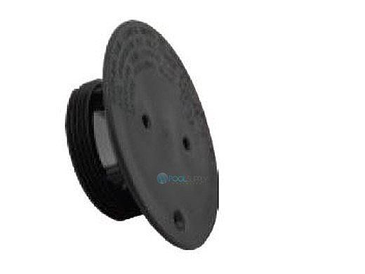 Aquastar Floor Return Diverter Plate Black Div0102