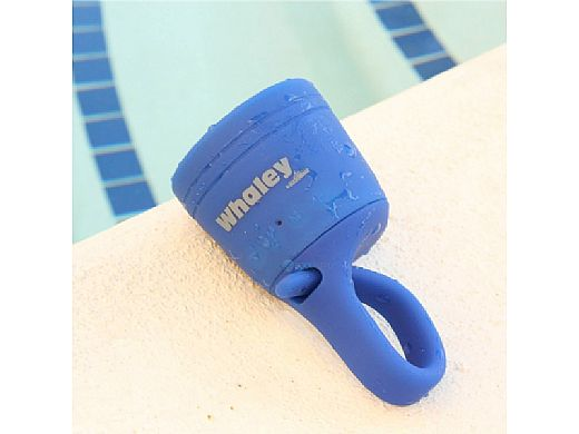AudioBomb Whaley Waterproof Bluetooth Speaker | Gray | 12190