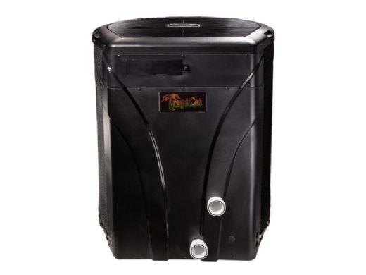 AquaCal TropiCal T135 Heat Pump | 132K BTU Titanium Heat Exchanger | Single Phase 220V 60HZ | T135AHDSBTB T135AHDSBPH