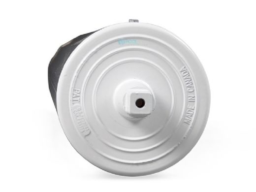 """Rocky's Reel Systems 4"""" Heavy-Duty 12-Sided Anodized Commercial Tubing 