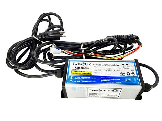 Delta Ultraviolet UV Electronic Ballast Assembly E&ES Series   70-10405