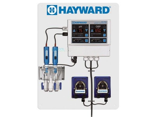 Hayward HCC 2000 Water Chemistry Controller Complete Package | W3HCC2000CP
