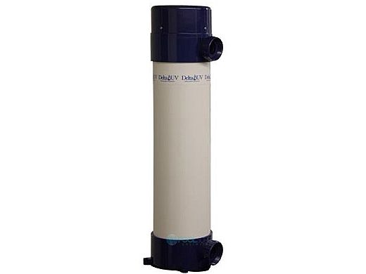 Delta Ultraviolet UV Sanitizer E Series   E-46   46 GPM   Plastic   35-08542 38-08542