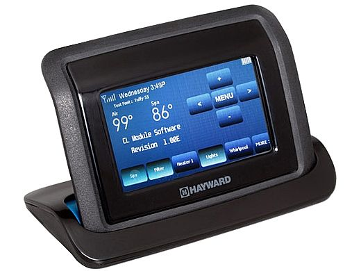 Hayward AquaPod 2.0 Touchscreen Waterproof Wireless Remote   AQL2-POD2