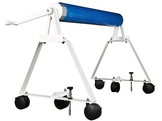 Rocky's Reel Systems High Riser Commercial Reel System | 16' Length Tubing | 331/332