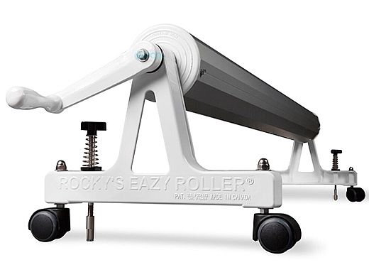 Rocky's Reel Systems #3 Portable Residential Reel System | 16' Length Tubing | 305/332