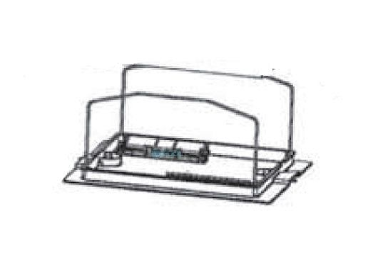 Maytronics Bottom Lid Assembly - Deluxe Series | 99919117