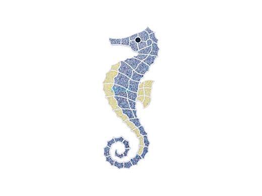 AquaStar Fillable Friends® Medium Seahorse Pre-Filled Frame | F2017-01
